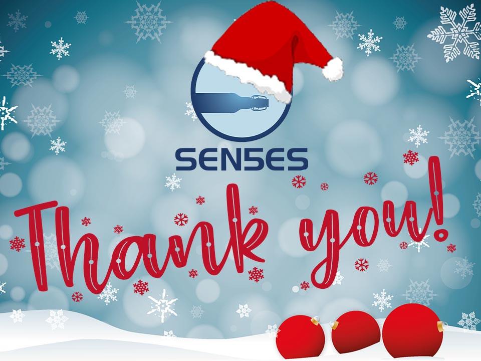 Thank you from Sen5es Bottles