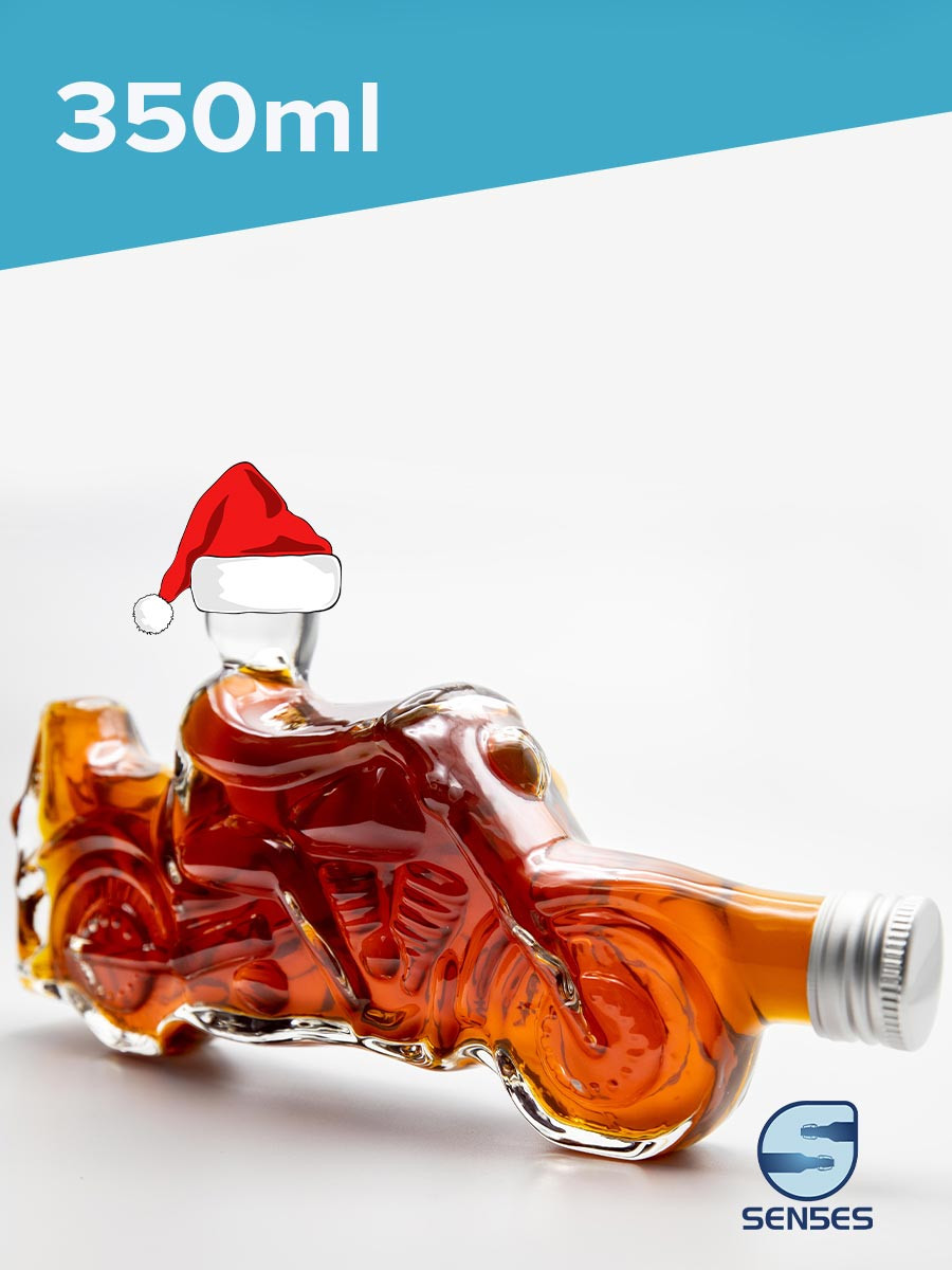 350ml motorcycle decanter