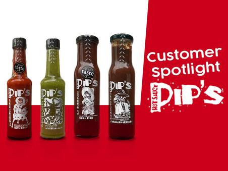 Customer spotlight: Pip's Hot Sauce