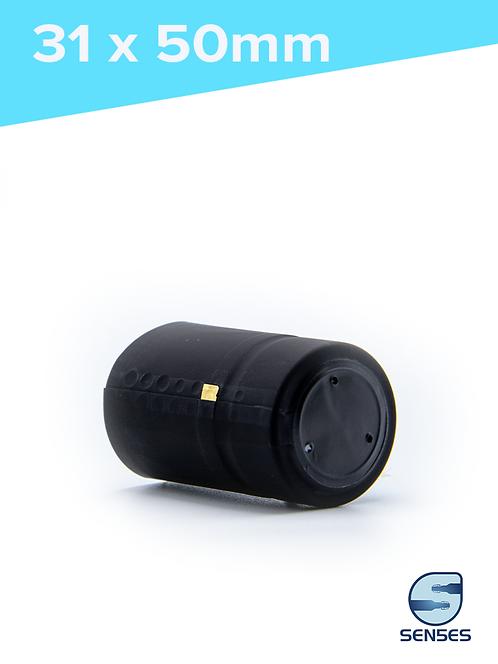31 x 50mm Black Capsule