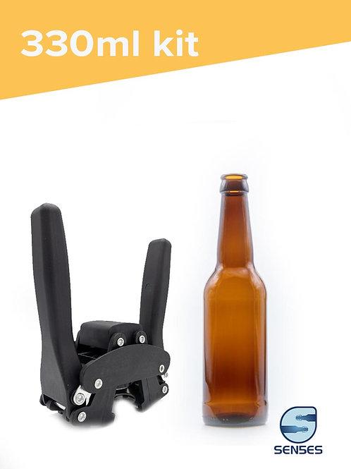 330ml Homebrew Beer Bottle Kit