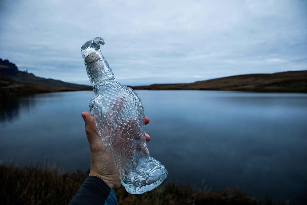 700ml eagle decanter bottle