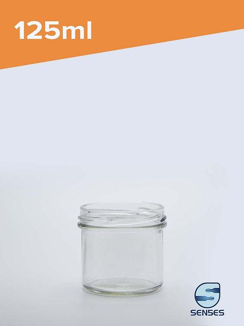 125ml Round Jar