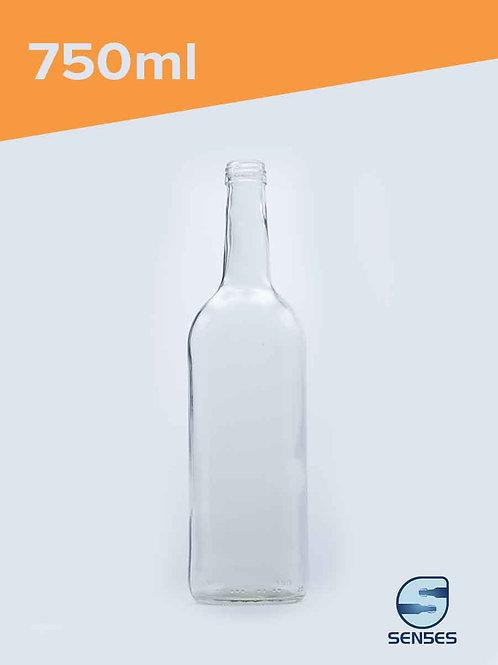 750ml soft drink bottle