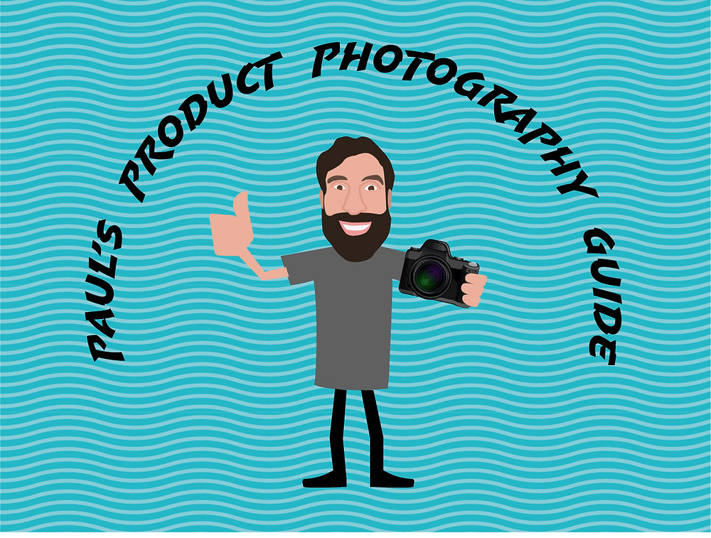Paul's product photography guide for jars and bottles