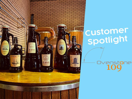 Customer Spotlight: Ovenstone 109 Brewery