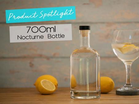 Product Spotlight: 700ml Nocturne Spirit Bottle