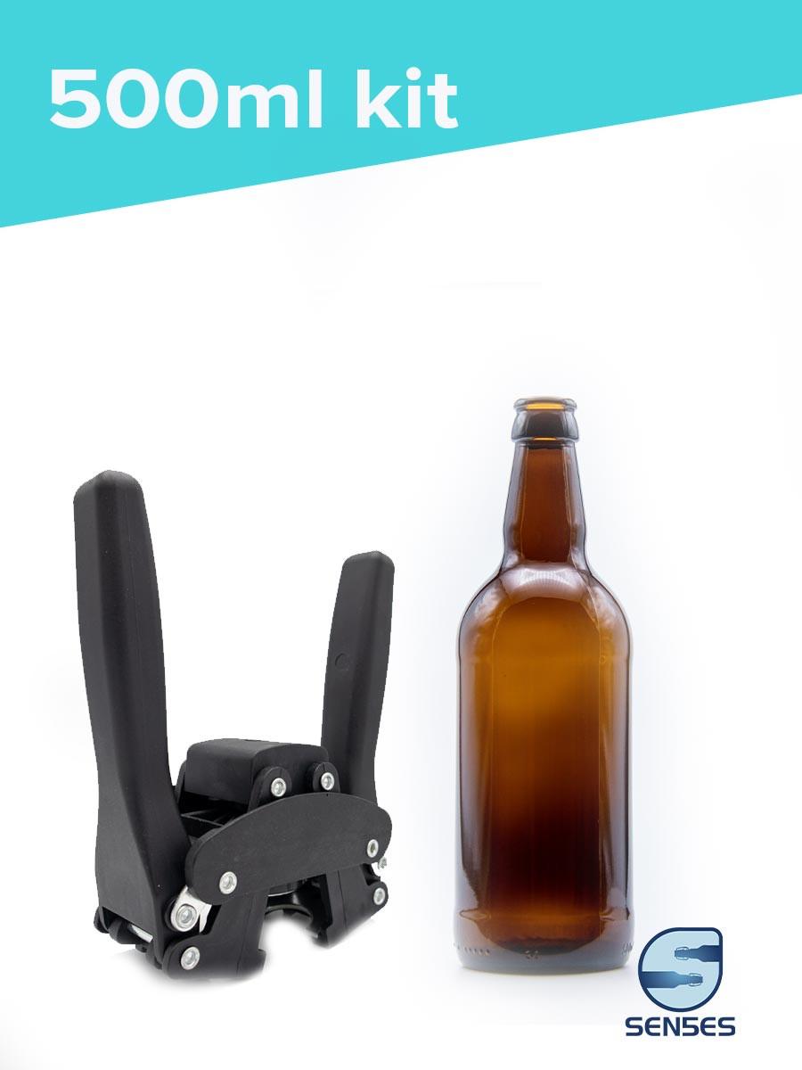 500ml beer bottle homebrew kit