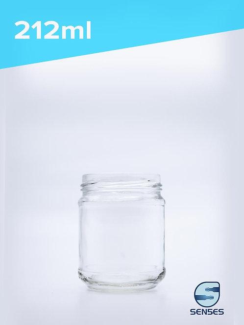 212ml Round Jar