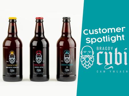 Customer Spotlight: Bragdy Cybi Brewery