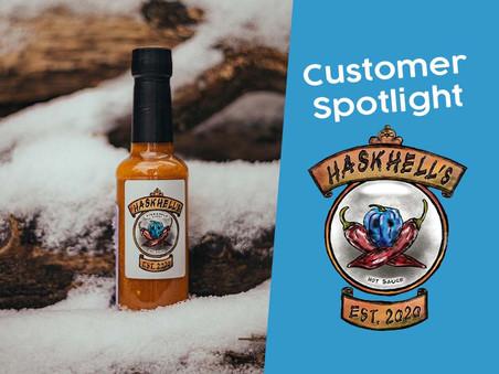 Customer Spotlight: Hask-Hells Hot Sauce