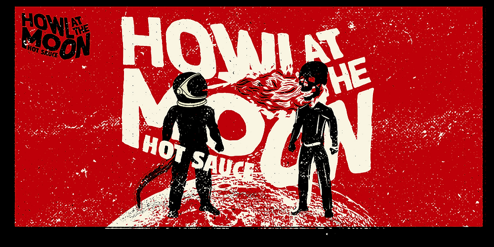 Howl at the Moon Hot Sauce