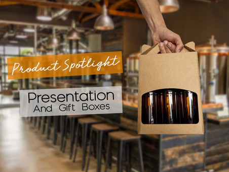 Product Spotlight: Presentation boxes