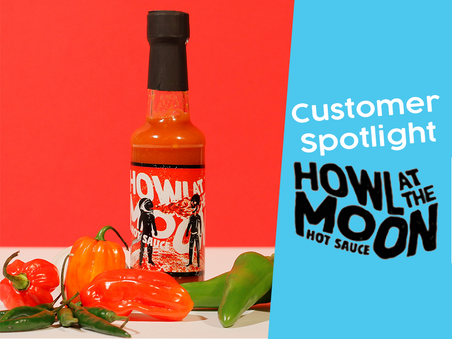 Customer Spotlight: Howl at the Moon Hotsauce