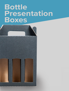 Bottle Presentation Boxes