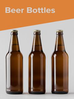 Shop Glass Beer Bottles