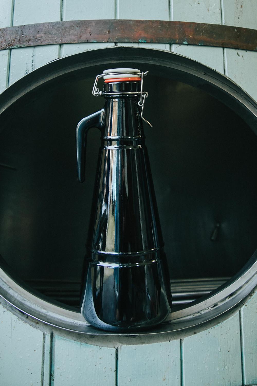 2000ml Old Bohemian Growler Beer Bottle