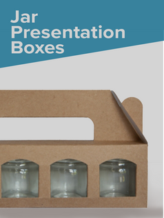 Jar Presentation Boxes