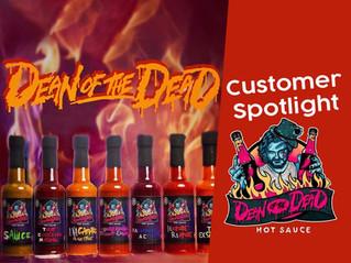 Customer Spotlight: Dean of the Dead Horror Hot Sauces