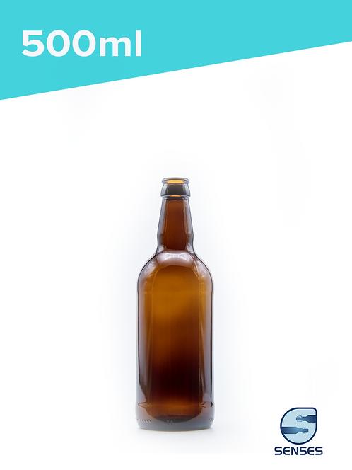 500ml Amber Beer Bottle
