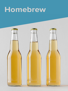 Shop Homebrew Bottles and Supplies