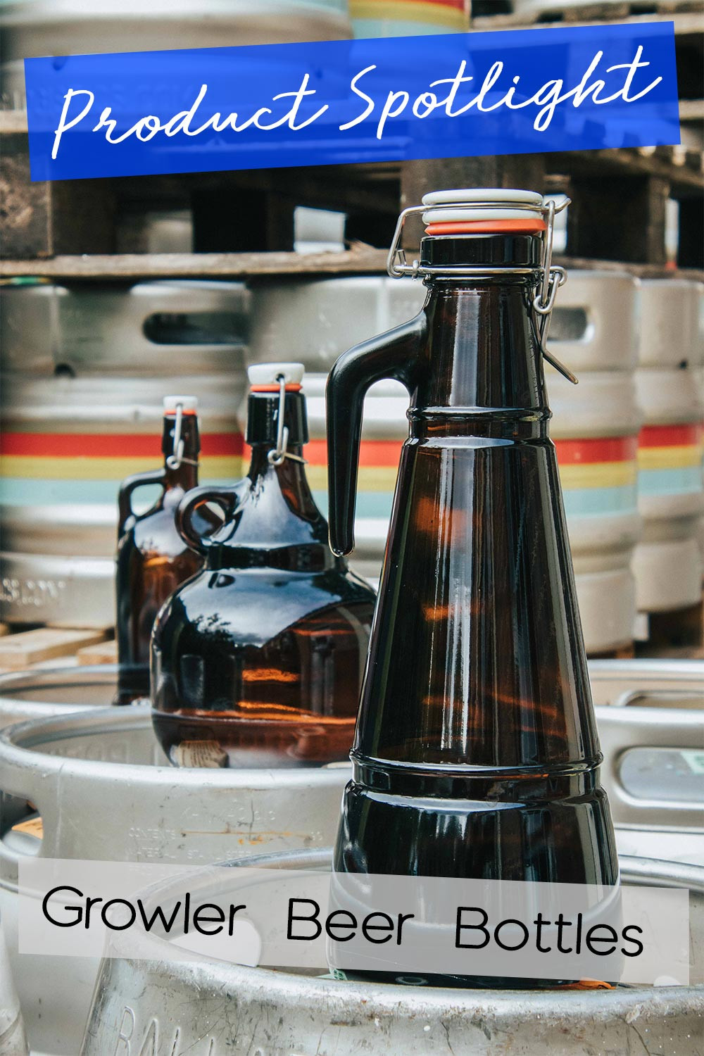 growler beer bottles