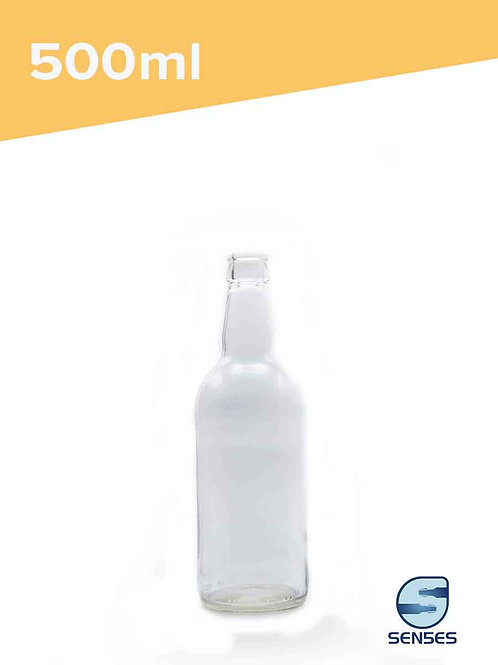 500ml AMC flint glass beer bottle
