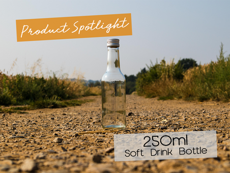Product Spotlight: The 250ml Soft Drinks Bottle