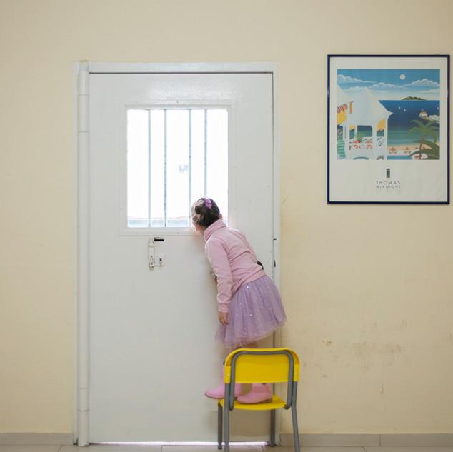 SENZA COLPE-PROGETTO A LUNGO TERMINI SUI BAMBINI DETENUTI CON LE PROPRIE MADRI