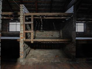 Il viaggio della memoria 2020-gli alloggi dei deportati-Birkenau