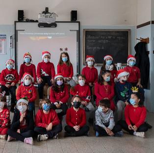 Scuola fase 2 II Elementare Ferrante Apo