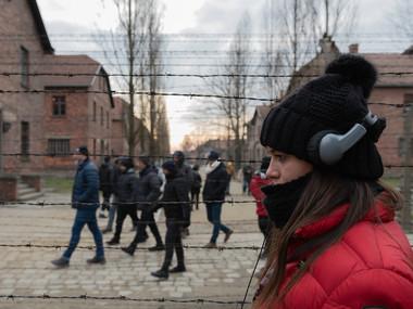 Il viaggio della memoria 2020-Studentessa di Caivano al campo di Auschwitz