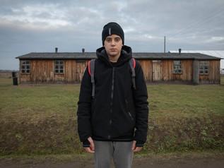 Il viaggio della memoria 2020-Luca, studente di Stazzema (LC)-campo di Birkenau