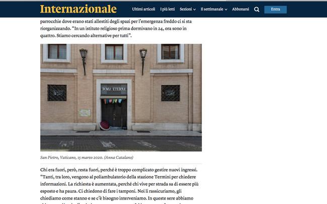 Internazionale web