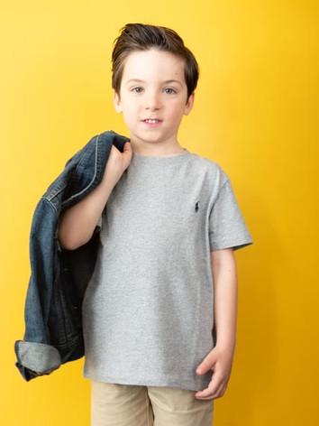 Kids fashion shooting