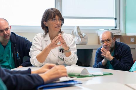 Ricerca sul gender gap nelle posizioni apicali in medicina, realizzata con Unitelma-La Sapienza, cattedra di economia politica