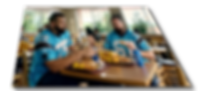 For this Bojangles' spot we had the pleasure of working with Carolina Panthers' brothers Ryan and Matt Kalil.