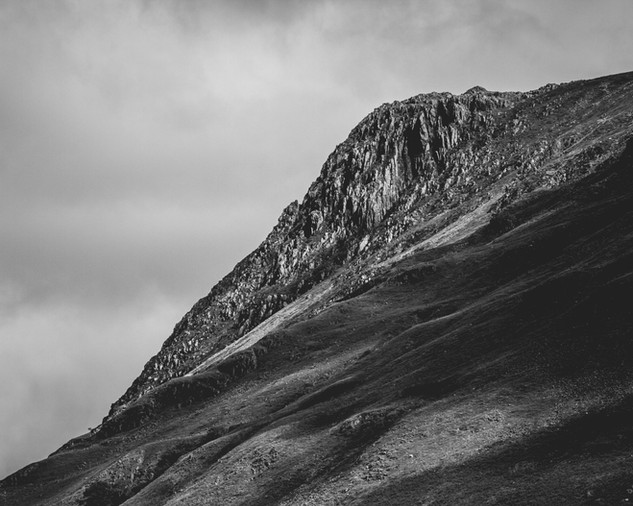 Crags of Lingmell, 2018