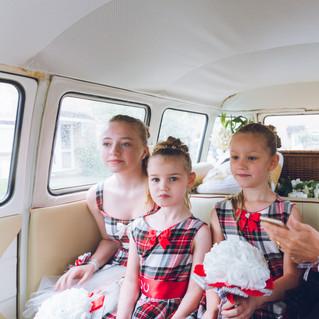 Three Bridesmaids
