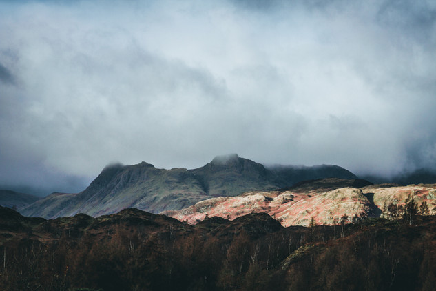 Langdale from Tarn Hows, 2018