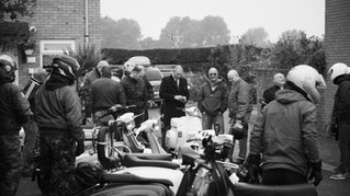 Groom and the Riders
