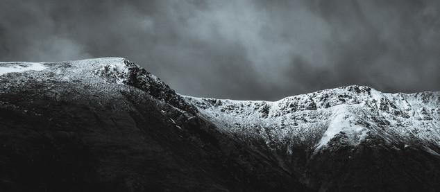 Blencathra in Snow, 2017