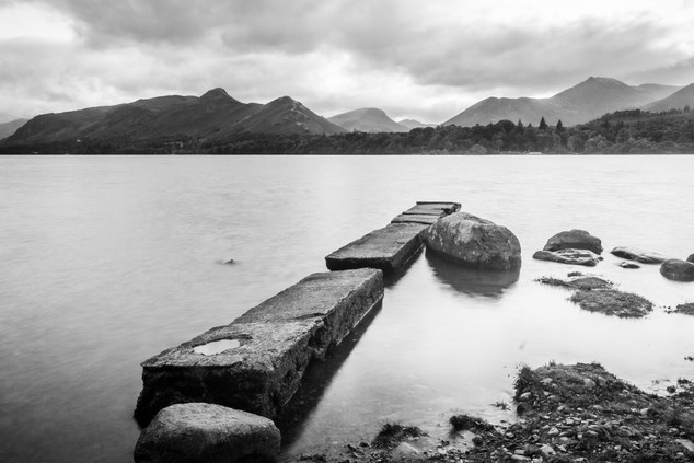 Isthmus Bay to Catbells, 2018
