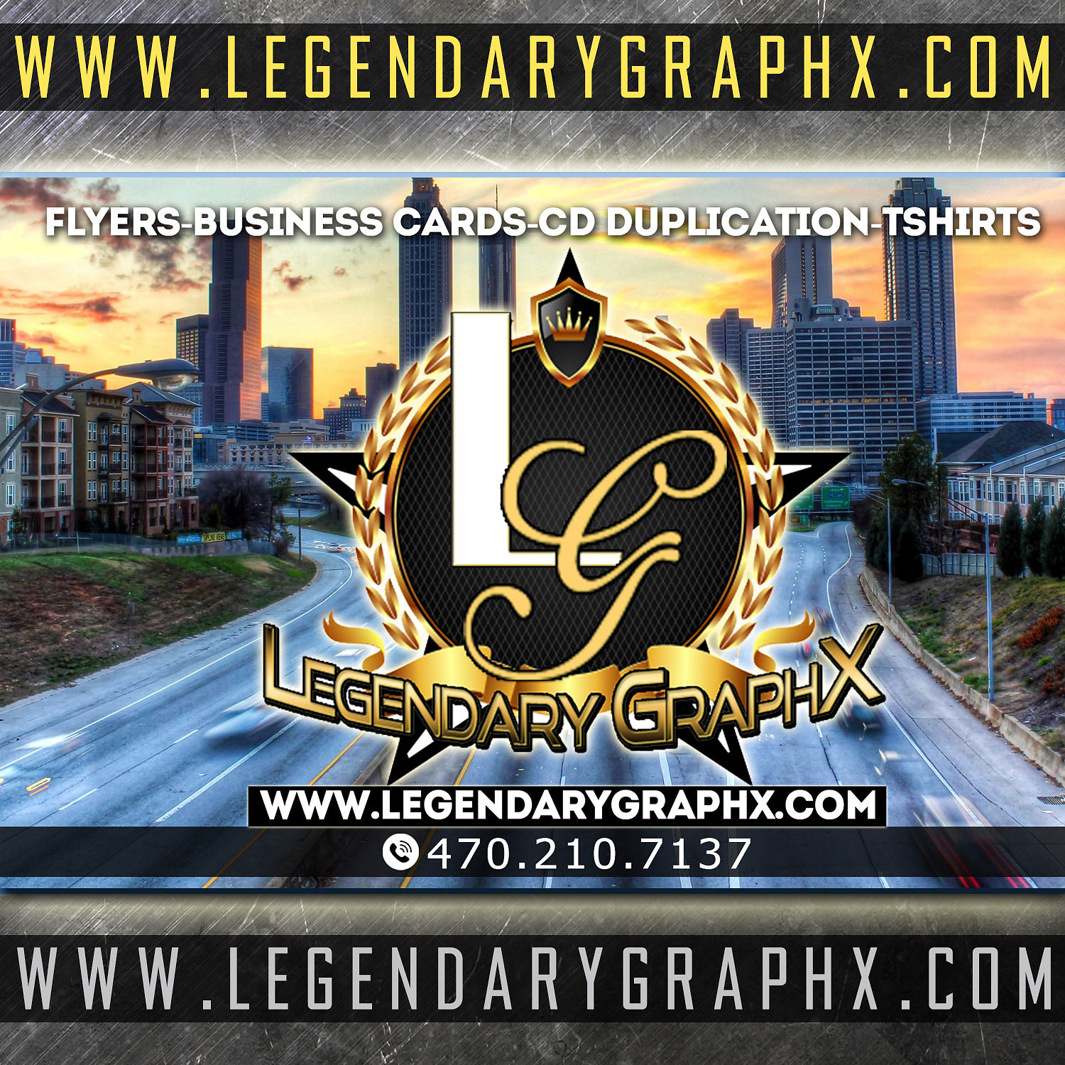 legendary graphx and print llc