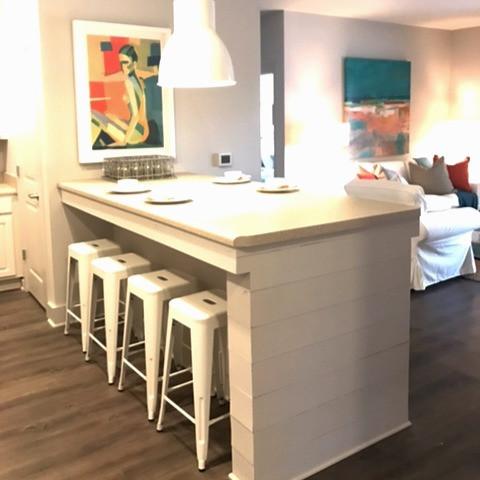 Model Kitchen/ Dining