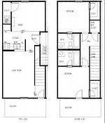 E-2 Two Bedroom.JPG