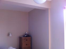 Plastering Bedroom