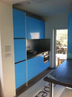 Modern Kitchen installation