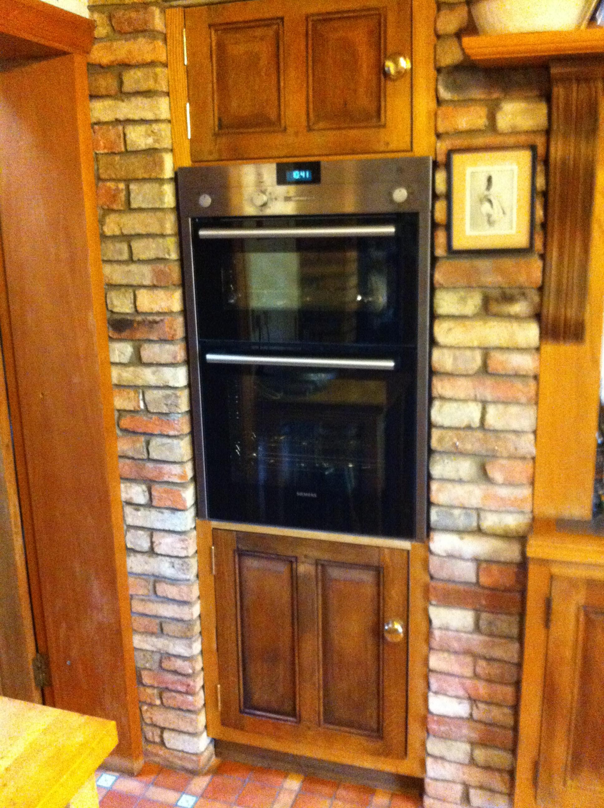 Solid oak kitchen doors
