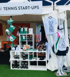 Die Tennis Start-Ups
